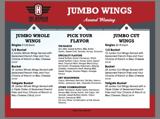 Coraopolis, PA: Award Winning Wings