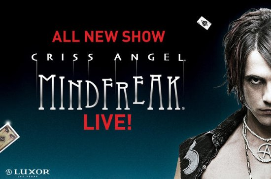 Criss Angel MINDFREAK® LIVE by Cirque...