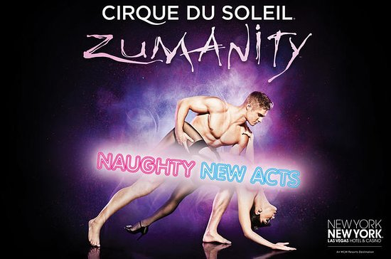 Zumanity™ by Cirque du Soleil® en New...