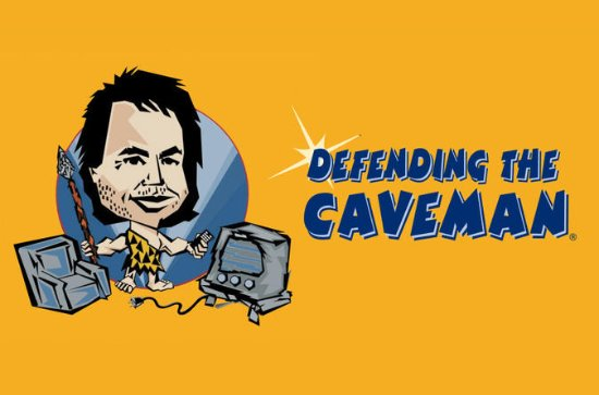 Rob Becker's 'Defending the Caveman' Comedy at the D Las Vegas