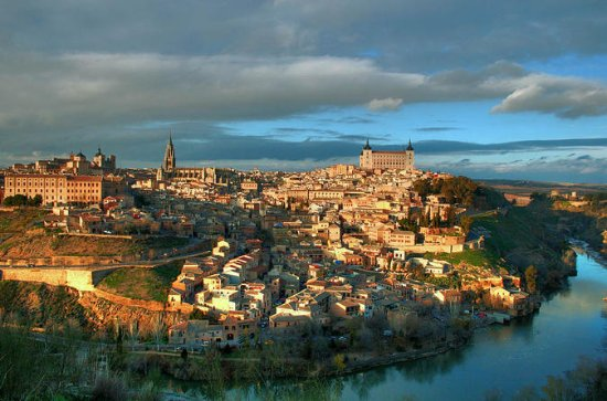 Toledo Half Day Tour With Optional...