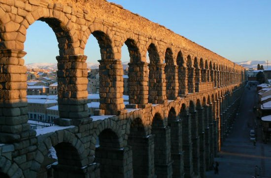 Segovia and Avila Guided Day Tour...