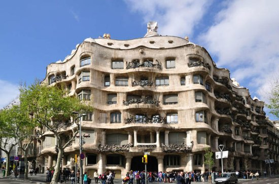 Barcelona and Artistic Gaudí: Full Day...