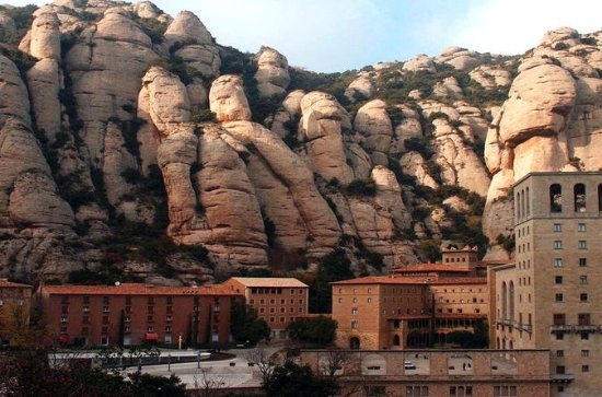 Best of Gaudi Tour: Montserrat...