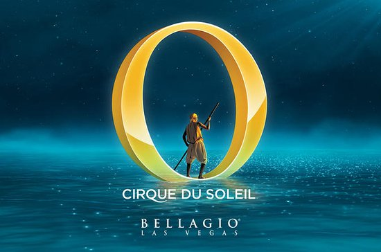 O™ do Cirque du Soleil® no Bellagio...