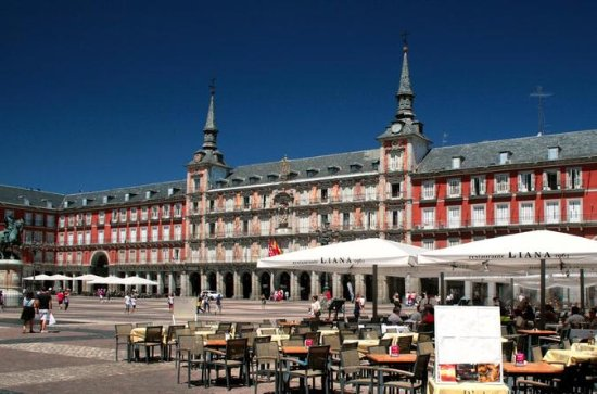 Guidet tur i historiske Madrid