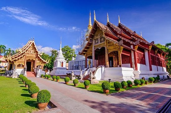 Half-Day Chiang Mai City and Temples Tour Including Doi Suthep