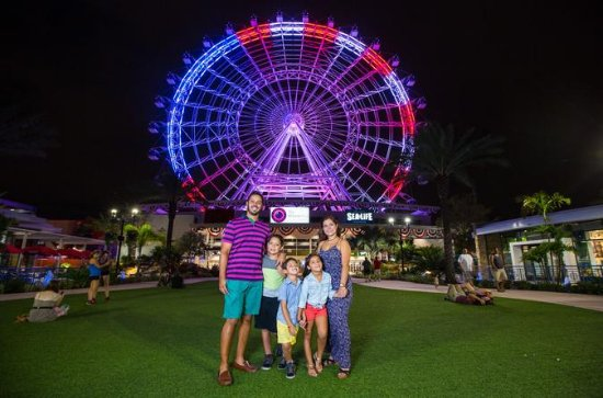 Coca-Cola Orlando Eye Admission to 400-Foot Observation Wheel