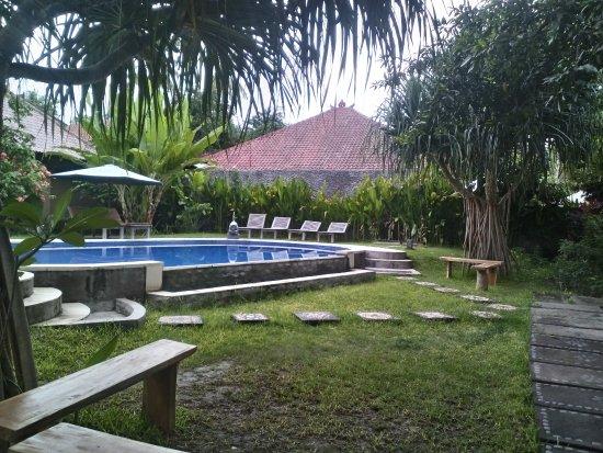 Suka Sari Cottages & Warung: Pool