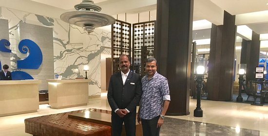 Maradu, Hindistan: With Madhu