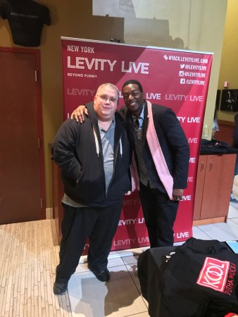 West Nyack, Estado de Nueva York: Levity Live Comedy Club