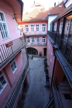 Residence 7 angels updated 2017 prices guest house for Design hotel jewel prague tripadvisor