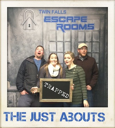 Twin Falls, ID: Just About Escaped - So So Close!