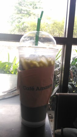 カップがかわいい - Picture of Cafe Amazon 5c165b0c53d73