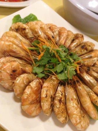 Orkid Ria Seafood Restaurant: Seafood