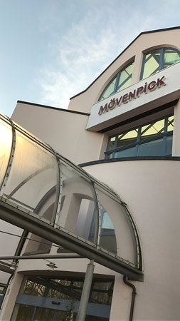 Hallbergmoos, Tyskland: Hotel face