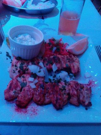 Chicken Souvalaki