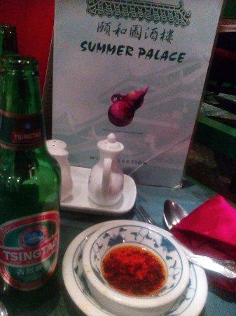 Summer Palace: Soup Starter