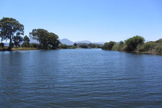 Robertson, Sudafrica: the view