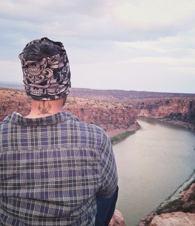 Gandikota, Indien: Find your Solitary Moment of Redemption