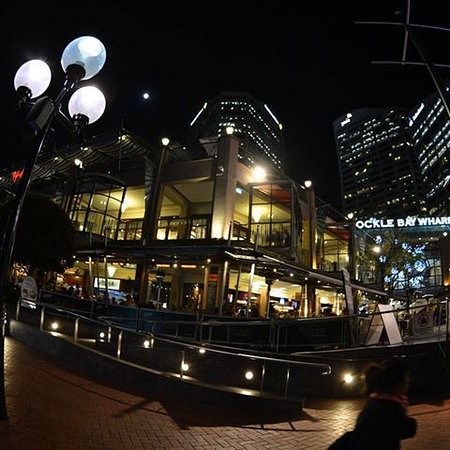 Photo of Restaurant Cockle Bay Wharf at Darling Park 201 Sussex St, Sydney, Ne 2000, Australia