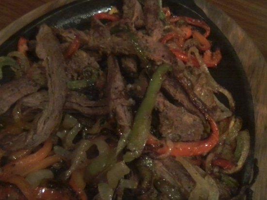 Chickasha, OK: Beef Fajitas
