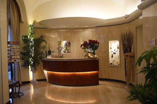Windrose Hotel: Recepcion