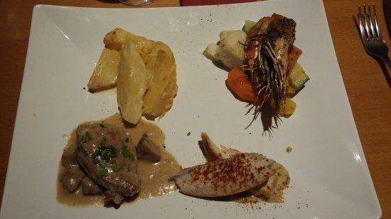 Bielefeld, ألمانيا: Wir hatten einen tollen Abend mit perfekter Bedienung und leckeren Speisen...Danke