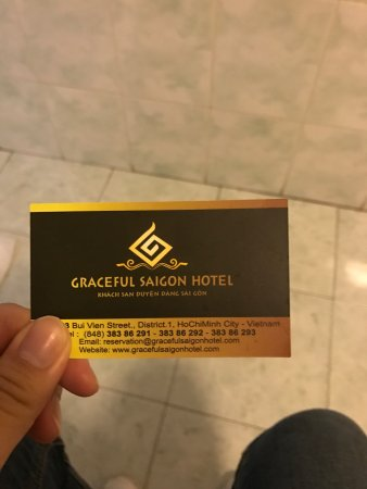 Graceful Saigon Hotel: photo0.jpg