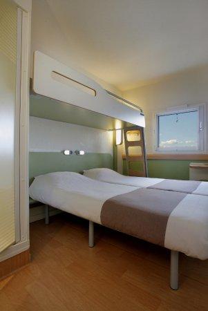 Villemomble, Frankrike: Chambre Twin (lits jumeaux)