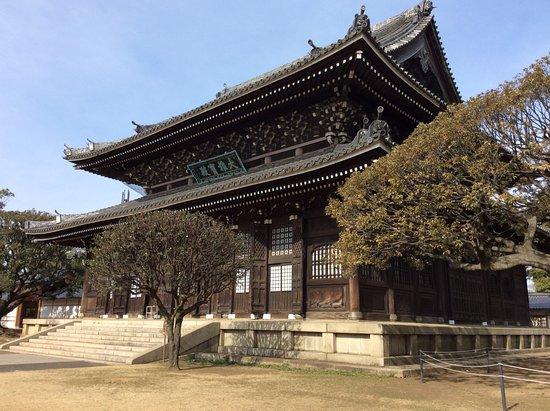 Soji-ji Temple: 仏殿の近景