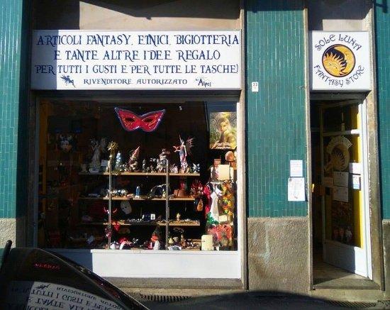 Soleluna Fantasy Store