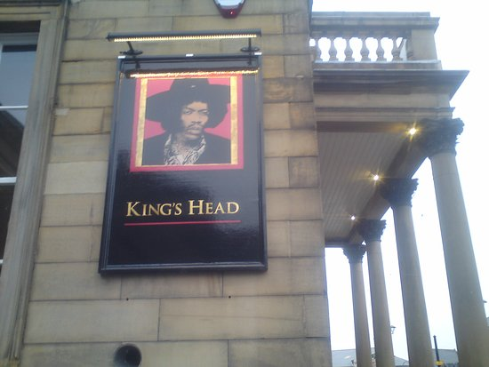 Huddersfield, UK: The King