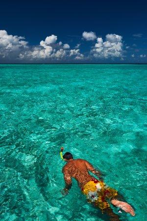 Hulhumale: snorkeling trip