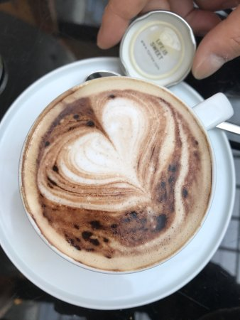 Posh Cafe: Coffee