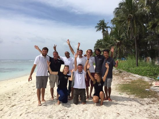 Hulhumale: Dune Maldives Team
