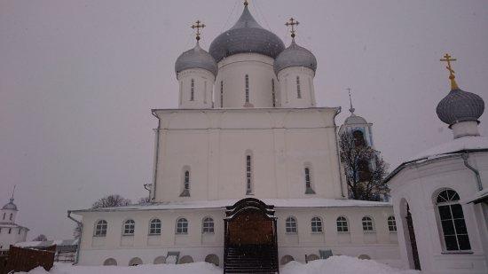 Pereslavl-Zalessky, Russia: Καθεδρικός Ναός του Αγίου Νικήτα