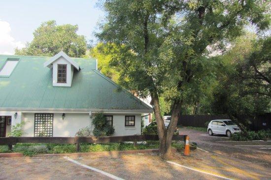 Rivonia, Νότια Αφρική: parking