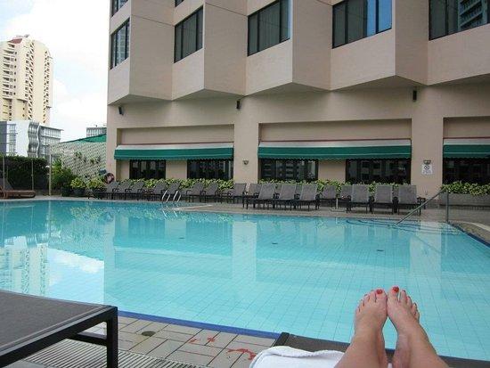 Foto Rembrandt Hotel Bangkok