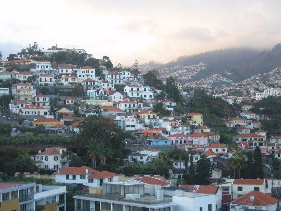 Four Views Baia: widok z balkonu