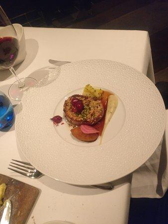 Schipluiden, Ολλανδία: heerlijk parelhoen gerecht