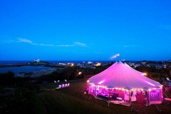 Night Shot Weddings at ViewPoint