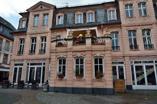 Bingen am Rhein, ألمانيا: Aussenansicht