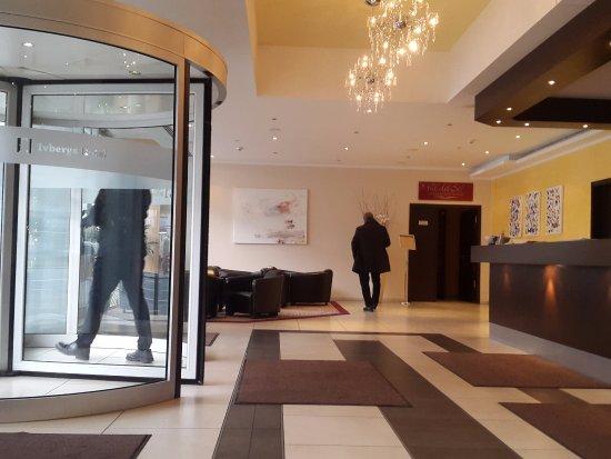 Ivbergs Premium: Lobby