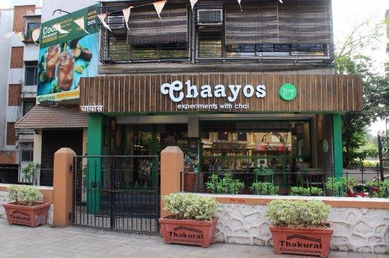 CHAAYOS, Mumbai - 5 Juhu Tara Rd, Juhu - Restaurant Reviews & Phone Number  - Tripadvisor