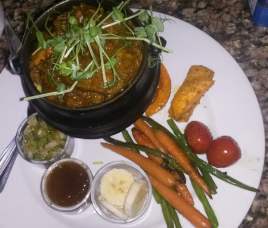 Lydenburg, South Africa: Lamb Curry