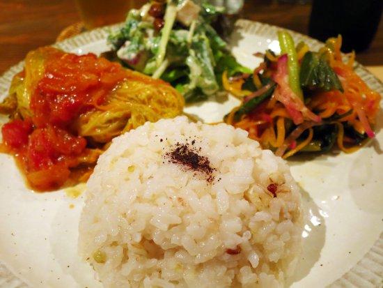 Arakawa, Japan: Organic Dishes