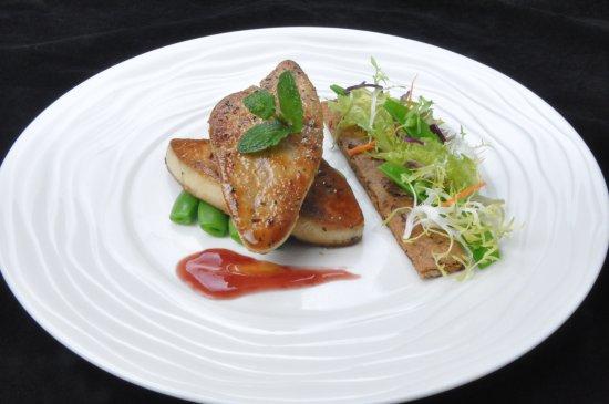 Hohhot, China: 香煎法国肥肝 Foie Gras