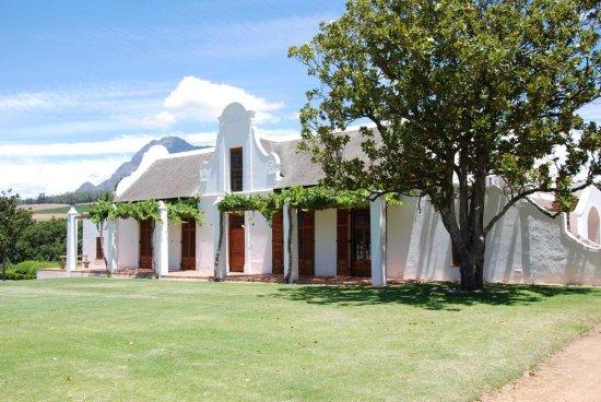 Западно-Капская провинция, Южная Африка: kapholländische Architektur