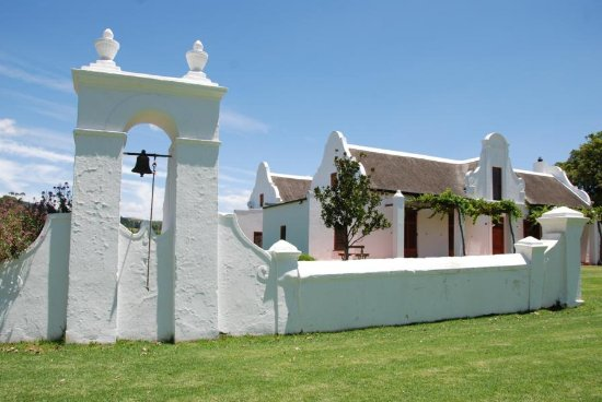 Western Cape, South Africa: alte Glocke